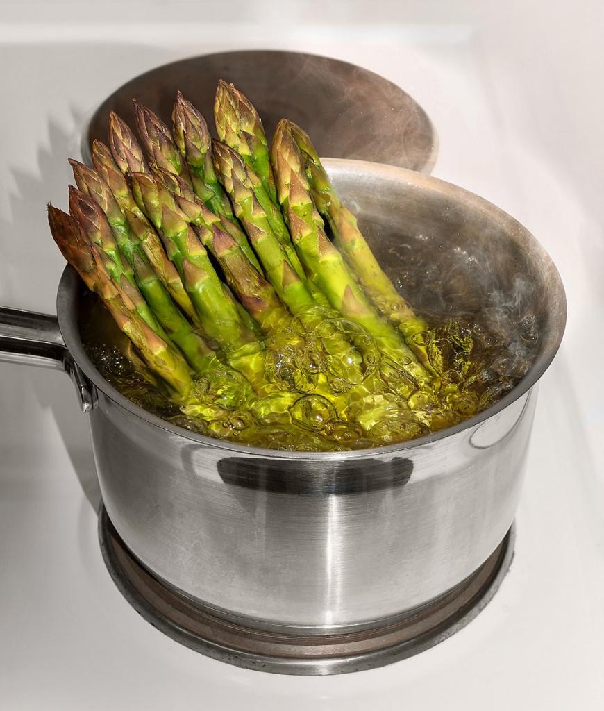 Asparagus, Asparagus officinalis